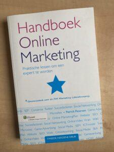 Handboek Online Marketing - Patrick Petersen - Favoriete boeken