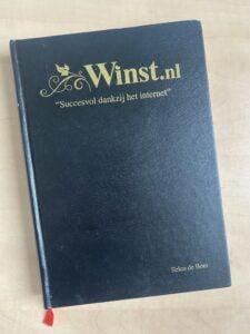 Winst.nl - Succesvol dankzij het internet - Eelco de Boer (favoriete boeken)
