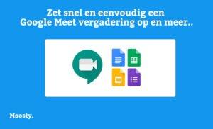 Google Meet en docs