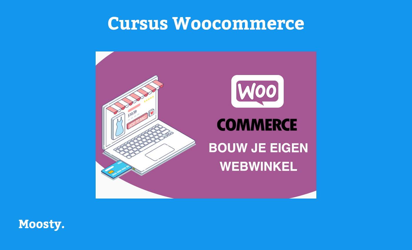 Cursus Woocommerce