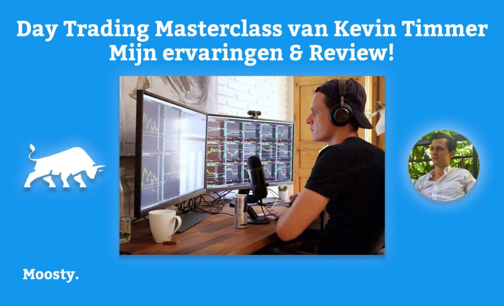 Day Trading Masterclass door Kevin Timmer