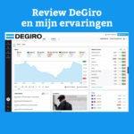 Review DeGiro en mijn ervaringen