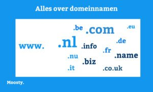 Moosty - Alles over domeinnamen