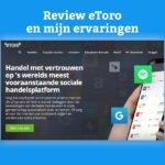 Review eToro en mijn ervaringen