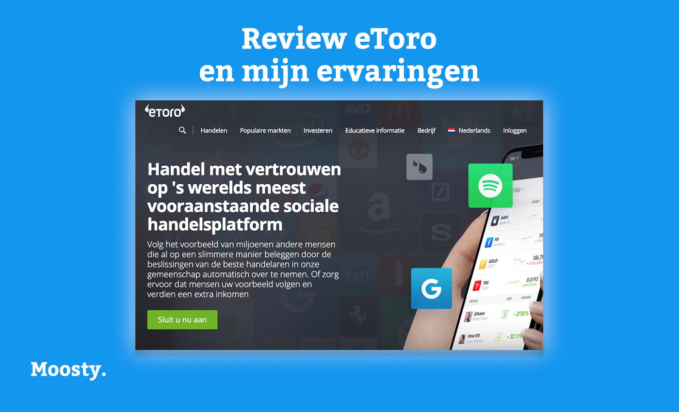 Moosty - Review eToro
