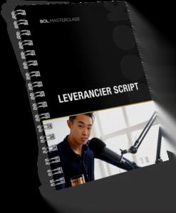Leverancier script - Bol Masterclass