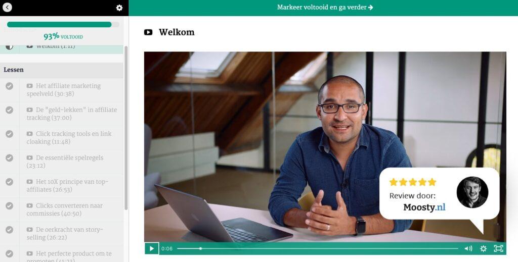 Welkom video van Paco Vermeulen - in 10 dagen