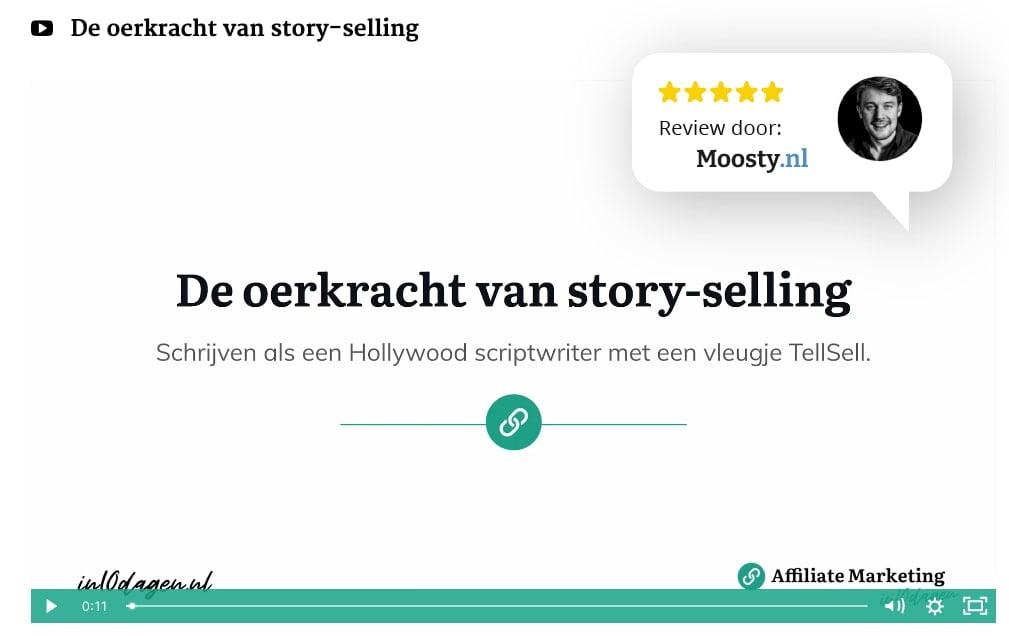 De oerkracht van story-selling