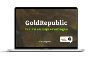 GoldRepublic ervaringen
