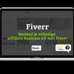 Besteed je volledige affiliate business uit met Fiverr