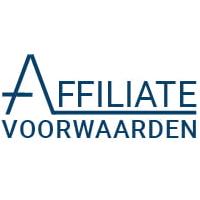 Affiliate voorwaarden logo
