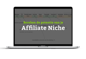 Bereken de potentie van je affiliate niche